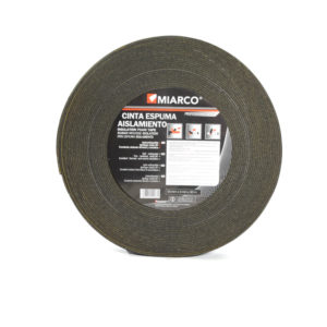 RUBBER FOAM INSULATING TAPE