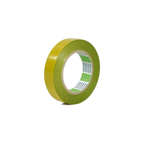 REPULPABLE SPLICING TAPE FOR MANUAL APPLICATION